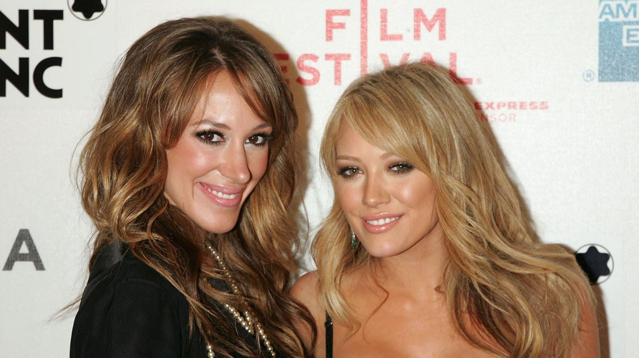 Haylie & Hilary Duff Don't Share Parenting Advice – SheKnows