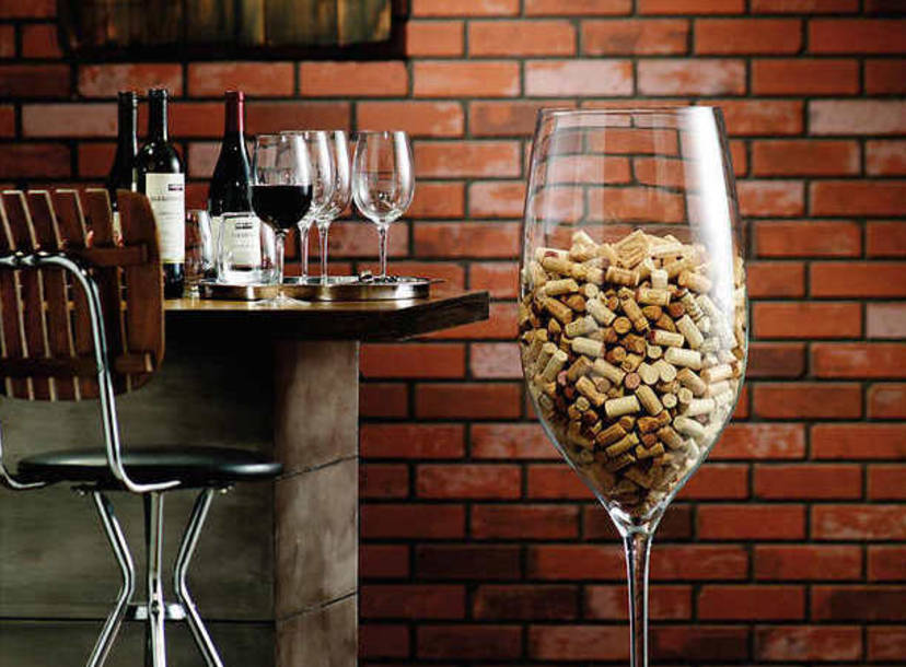 Costco is Selling a Four Foot Tall Giant Wine Glass Right Now - Thrillist